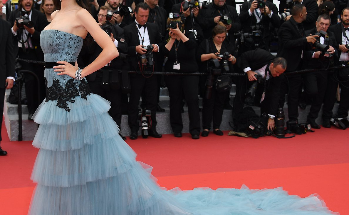 25 Gorgeous Women from the 2016 Cannes Film Festival