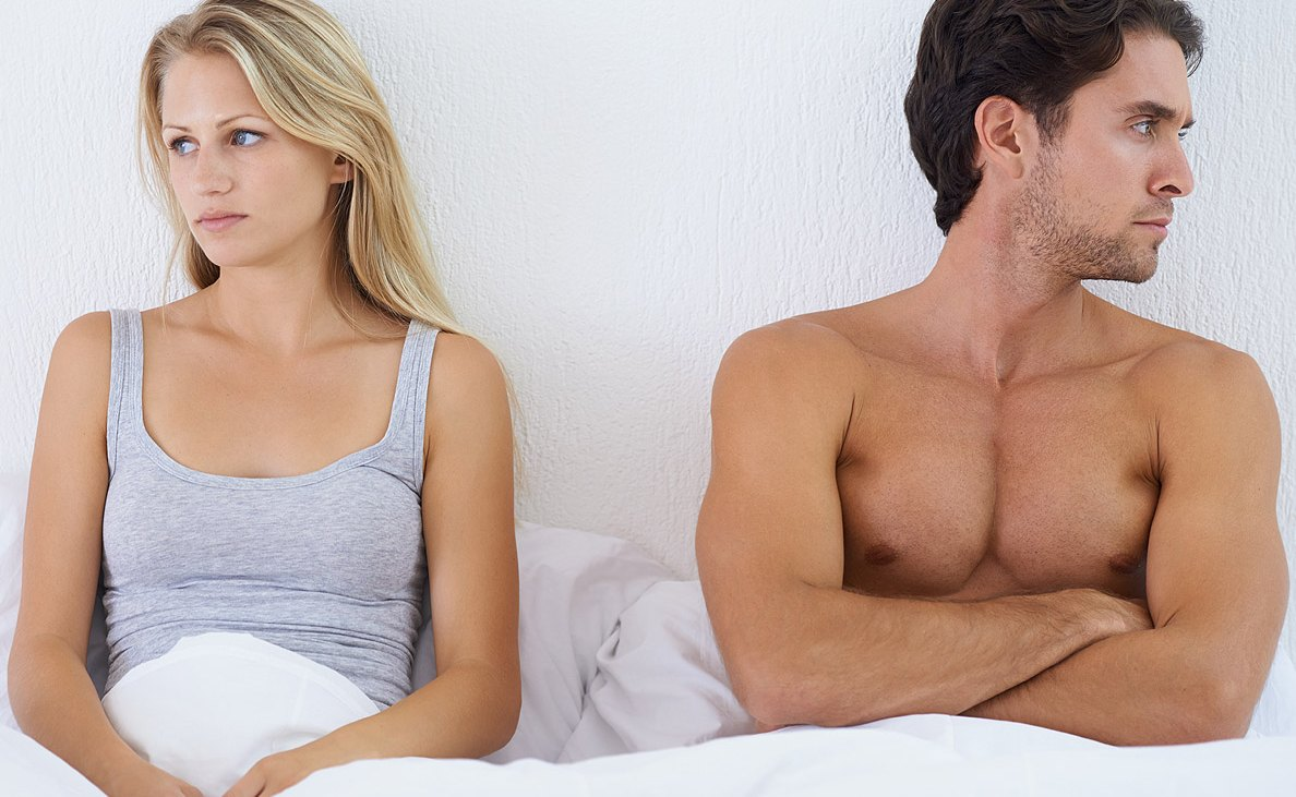 Apparently Even the Hottest Sex Gets Boring After a While