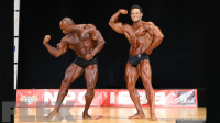 2016 IFBB Pittsburgh Pro Classic Physique Call Out Report
