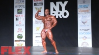 2016 New York Posing Routine: Victor Martinez