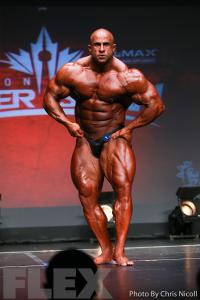Fouad Abiad - Open Bodybuilding - 2016 IFBB Toronto Pro Supershow