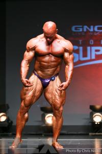 Ben Pakulski - Open Bodybuilding - 2016 IFBB Toronto Pro Supershow