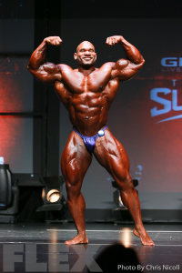 Fred Smalls - Open Bodybuilding - 2016 IFBB Toronto Pro Supershow