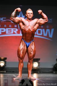 Iain Valliere - Open Bodybuilding - 2016 IFBB Toronto Pro Supershow