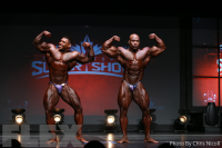Open Bodybuilding Comparisons - 2016 IFBB Toronto Pro Supershow