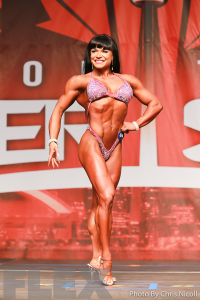 Myriam Capes - Fitness - 2016 IFBB Toronto Pro Supershow