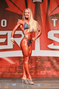 Kristine Duba - Fitness - 2016 IFBB Toronto Pro Supershow