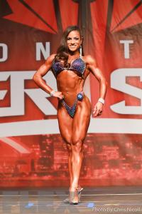 Ariel Khadr - Fitness - 2016 IFBB Toronto Pro Supershow