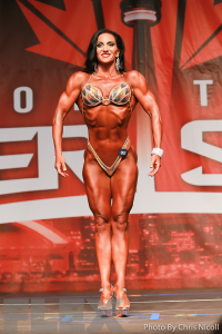 Jeanine Taddeo - Fitness - 2016 IFBB Toronto Pro Supershow