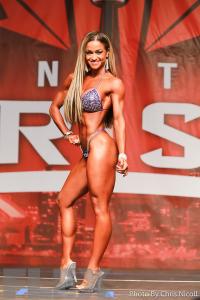 Valeria Ammirato - Bikini - 2016 IFBB Toronto Pro Supershow