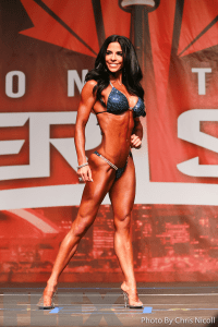 Cynthia Benoit - Bikini - 2016 IFBB Toronto Pro Supershow