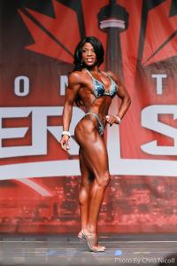 Mayla Ash - Figure - 2016 IFBB Toronto Pro Supershow