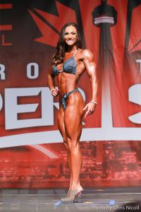 Melissa Bumstead - Figure - 2016 IFBB Toronto Pro Supershow