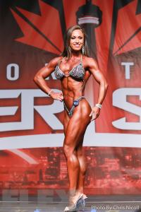 Swann Delarosa - Figure - 2016 IFBB Toronto Pro Supershow