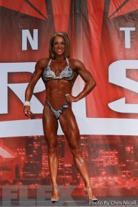 Krista Dunn - Figure - 2016 IFBB Toronto Pro Supershow
