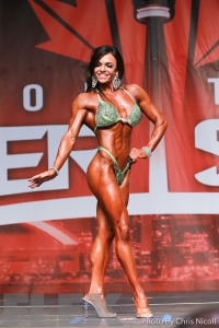 Veronica Gallego - Figure - 2016 IFBB Toronto Pro Supershow