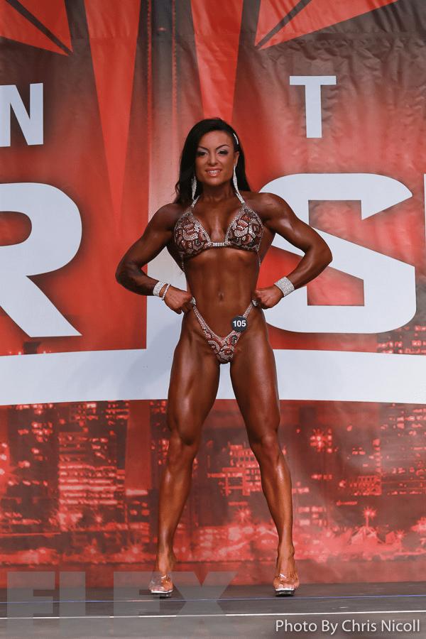 Doina Gorun - Figure - 2016 IFBB Toronto Pro Supershow