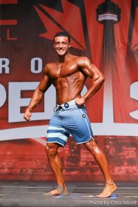 Matthew Acton - Men's Physique - 2016 IFBB Toronto Pro Supershow
