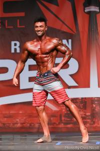 Erik Bywater - Men's Physique - 2016 IFBB Toronto Pro Supershow