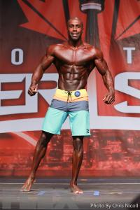 Louis Philipe Faustin Dorval - Men's Physique - 2016 IFBB Toronto Pro Supershow