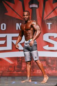 Jeph Gabriel - Men's Physique - 2016 IFBB Toronto Pro Supershow