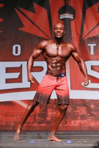 Laquan Jones - Men's Physique - 2016 IFBB Toronto Pro Supershow