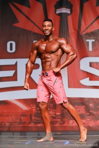 Eren Legend - Men's Physique - 2016 IFBB Toronto Pro Supershow
