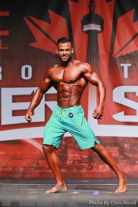 Shane Makan - Men's Physique - 2016 IFBB Toronto Pro Supershow