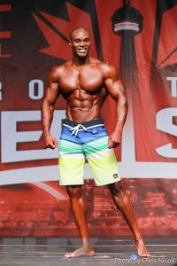 Daushon McGregor - Men's Physique - 2016 IFBB Toronto Pro Supershow