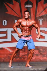 Chase Savoie - Men's Physique - 2016 IFBB Toronto Pro Supershow