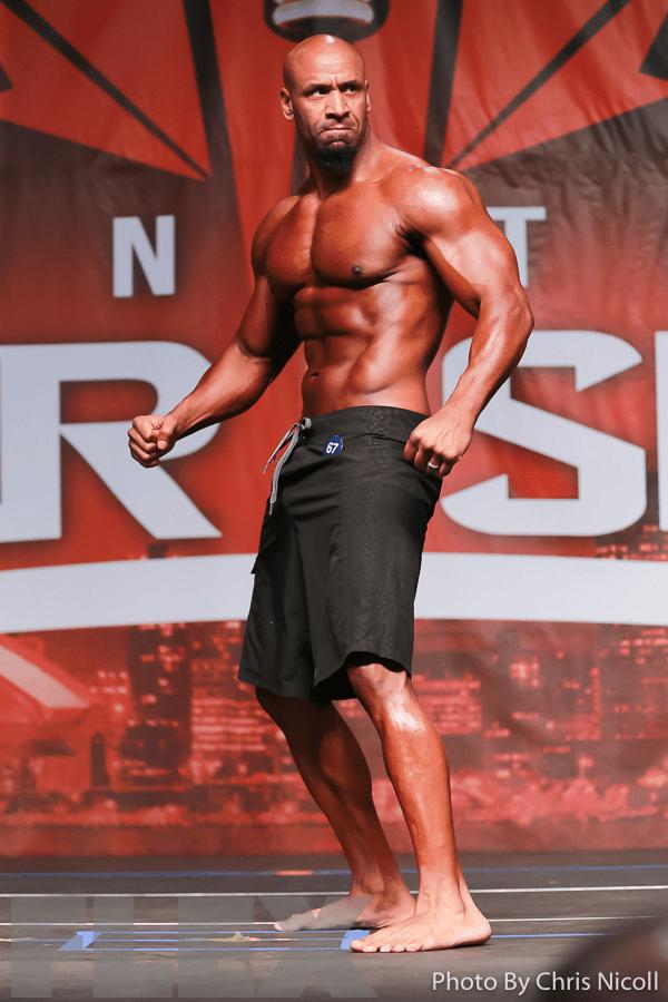 Derrick Wade - Men's Physique - 2016 IFBB Toronto Pro Supershow