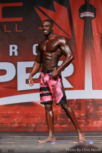 Darnell Williams - Men's Physique - 2016 IFBB Toronto Pro Supershow