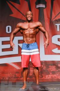 Adon Marcus - Men's Physique - 2016 IFBB Toronto Pro Supershow