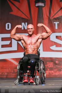 Gabriele Andriulli - Wheelchair - 2016 IFBB Toronto Pro Supershow