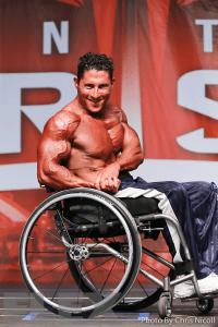 Johnny Quinn - Wheelchair - 2016 IFBB Toronto Pro Supershow