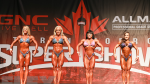 Fitness Comparisons - 2016 IFBB Toronto Pro Supershow