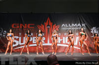 Bikini Comparisons - 2016 IFBB Toronto Pro Supershow
