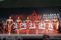 Figure Comparisons - 2016 IFBB Toronto Pro Supershow