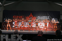 Women's Bodybuilding Comparisons - 2016 IFBB Toronto Pro Supershow