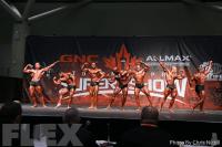 Classic Physique Comparisons - 2016 IFBB Toronto Pro Supershow