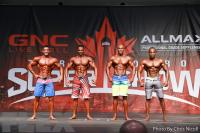 Men's Physique Comparisons - 2016 IFBB Toronto Pro Supershow