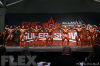 2016 IFBB Toronto Pro: 212 Bodybuilding Call Out Report