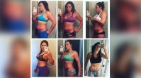 Cat Zingano is Ripped and Ready to Go