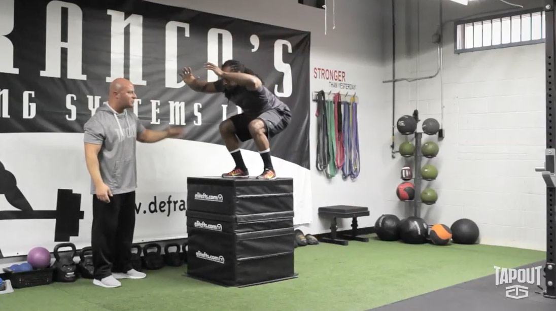 Tapout Training Series Tip of the Day