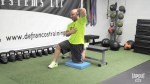 Tapout Training Series Tip of the Day - Wednesday: Hip Flexor Stretch