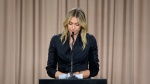 Sharapova Suspended For Two Years
