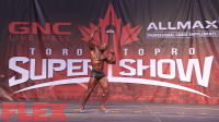2016 Toronto Pro Classic Physique Routine: Darrem Charles