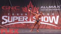 2016 Toronto Pro Classic Physique Routine: R.D. Caldwell, Jr.