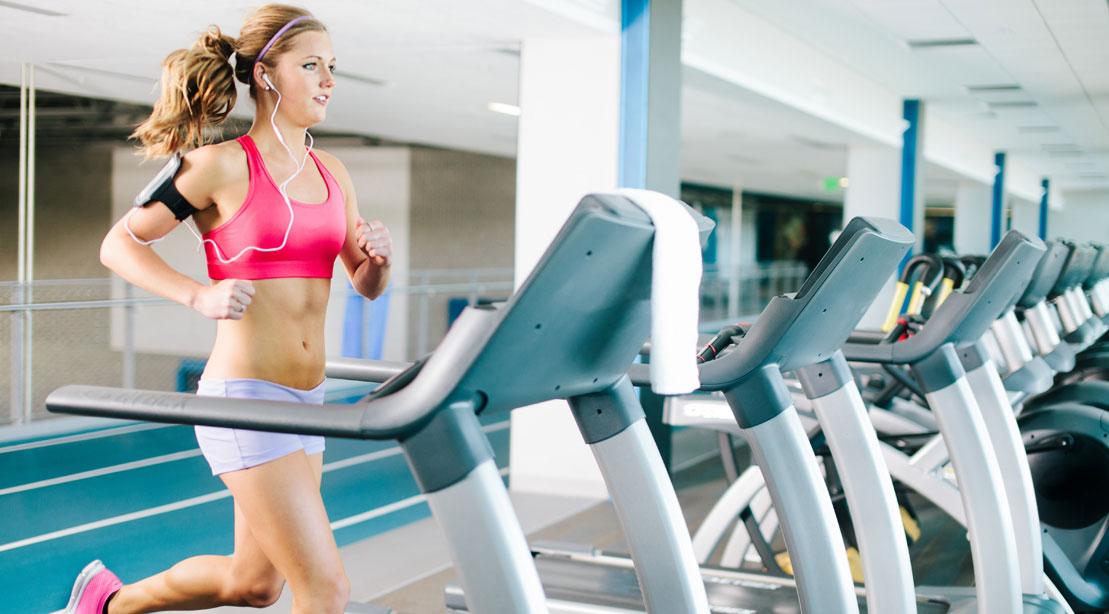 Fat-Burn-Efficient Treadmill Workouts