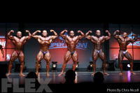 2016 IFBB Toronto Pro: Open Bodybuilding Call Out Report